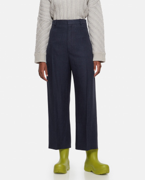 The Santon pants Women Jacquemus 000262610038855 1