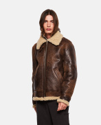 Arvel shearling jacket