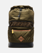 Backpack with FF monogram