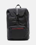Urban nylon backpack