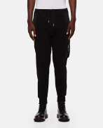 Sports trousers in cotton