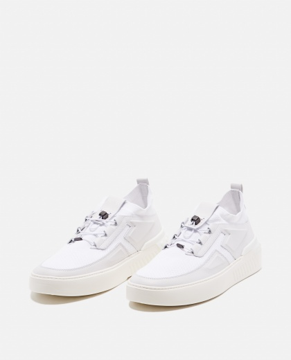 Low white leather sneakers Men Tod's 000245920036348 2