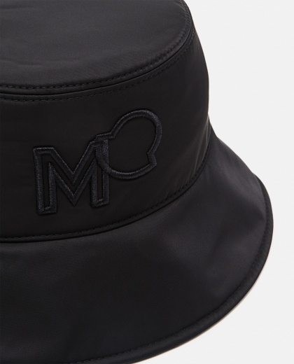 Bucket Hat with logo Women Moncler 000314860046147 2