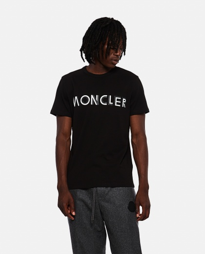 Short-sleeved T-shirt   Men Moncler 000271560040007 1