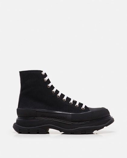 Tread Slick ankle boots Men Alexander McQueen 000268870039639 1