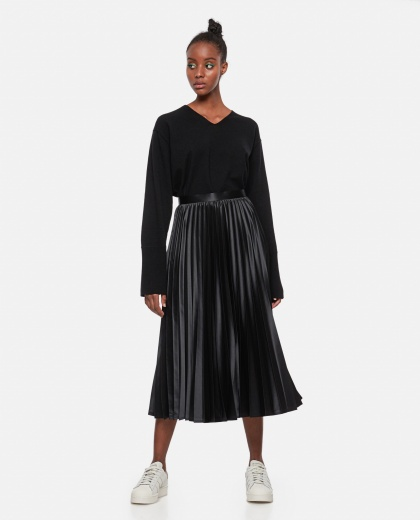 High-waisted midi skirt Women Junya Watanabe 000275350040570 2