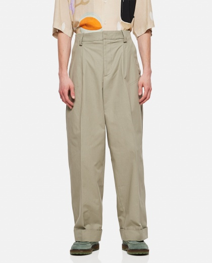 Novi casual pants Men Jacquemus 000293890043259 1