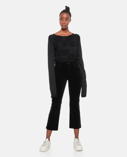 Knitted wool sweater Women Comme des Garcons 000275590040603 2