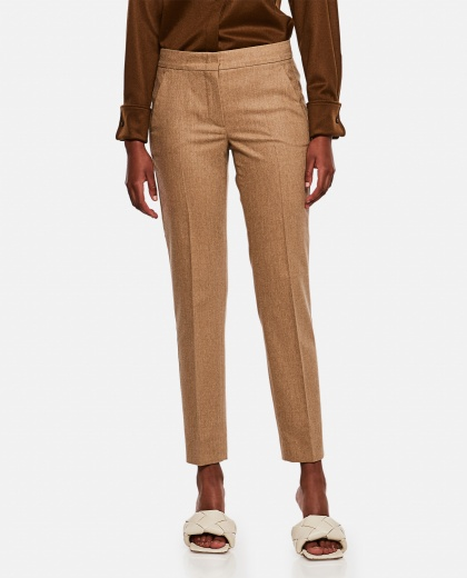 Wool trousers Women Max Mara 000262430038828 1