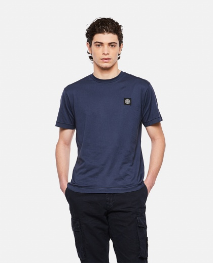 Cotton jersey T-shirt Men Stone Island 000292700043103 1