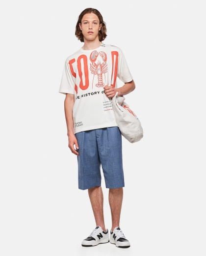 T-shirt with print Men Junya Watanabe 000300860044204 2