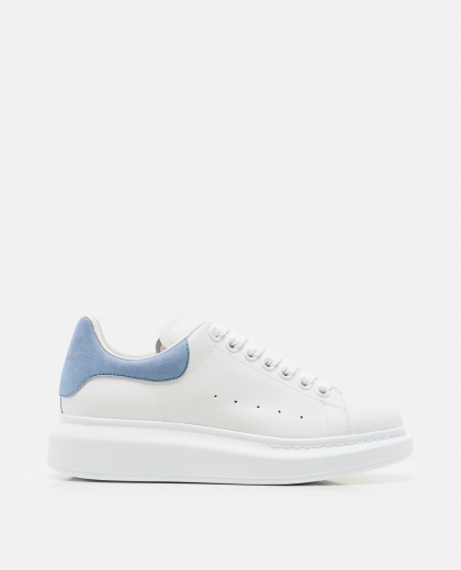 Sneakers with oversized sole Women Alexander McQueen 000143350021590 1