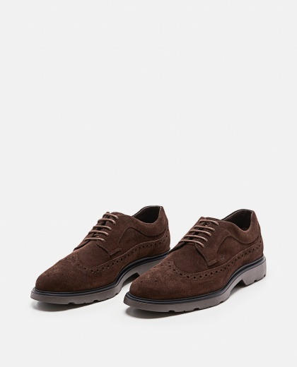 Route Lace-up shoe Men Hogan 000268250039559 2