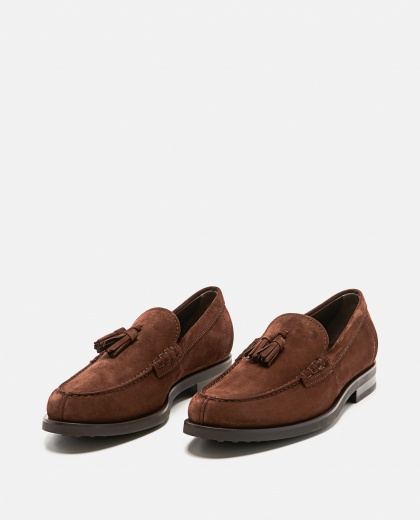 Suede loafers Men Tod's 000268600039609 2