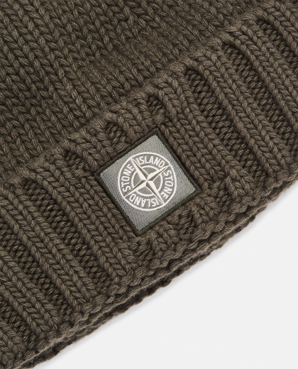Cap with application Men Stone Island 000271010039928 2