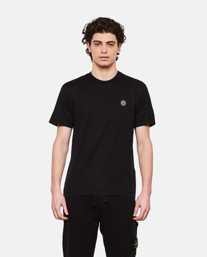 Cotton jersey T-shirt Men Stone Island 000292700043104 1