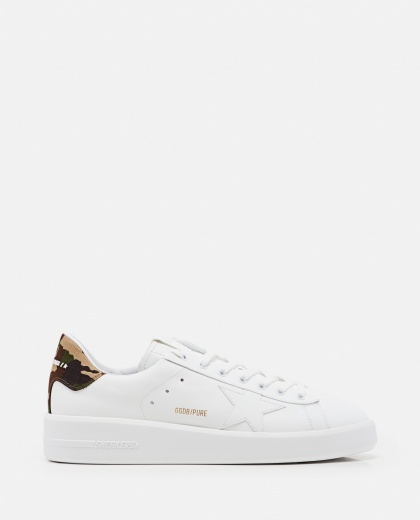 Sneaker Pure Star  in pelle  Uomo Golden Goose 000292300043036 1