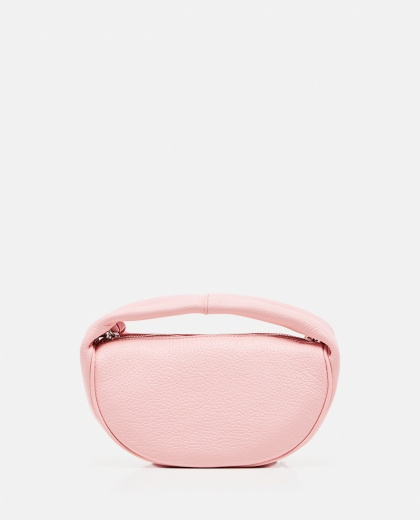 Cush hammered leather bag Women By Far 000304320044655 1