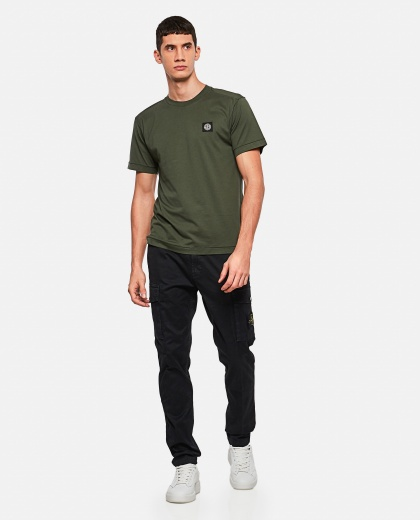 Cotton jersey T-shirt Men Stone Island 000270990039923 2