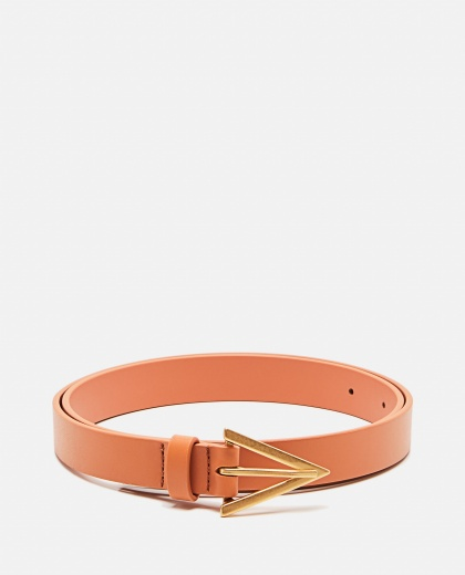 Leather belt Women Bottega Veneta 000258710038268 1