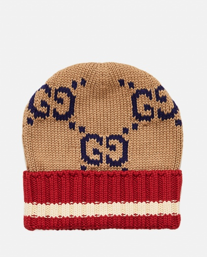GG cotton hat