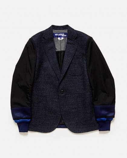 Deconstructed wool blazer Men Junya Watanabe 000199450029713 2