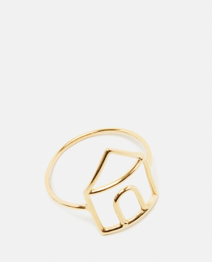 Pure Casita ring in 9kt gold Women Aliita 000284820041996 1