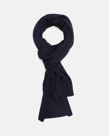 Virgin wool scarf Men Moncler 000271520040000 2