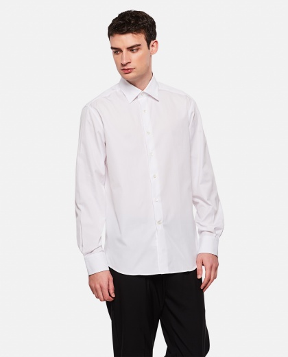 Cotton shirt Men Lanvin 000221620032793 1