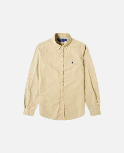 Shirt with embroidered logo Men Polo Ralph Lauren 000235820034844 1