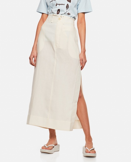 Long skirt La jupe Terraio Women Jacquemus 000302290044397 1