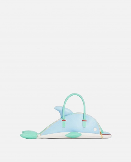 Multicolor Dolphin bag