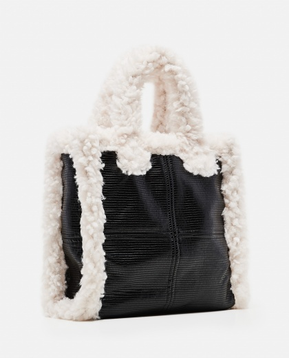 Lolita Shearling Bag Women Stand Studio 000290560042790 2