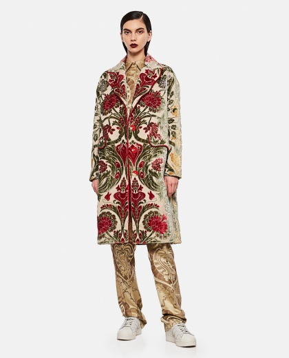 LIBERTY COAT  TIZIANO GUARDINI  FOR BIFFI BOUTIQUES Women Tiziano Guardini per Biffi Boutiques 000305800044837 2