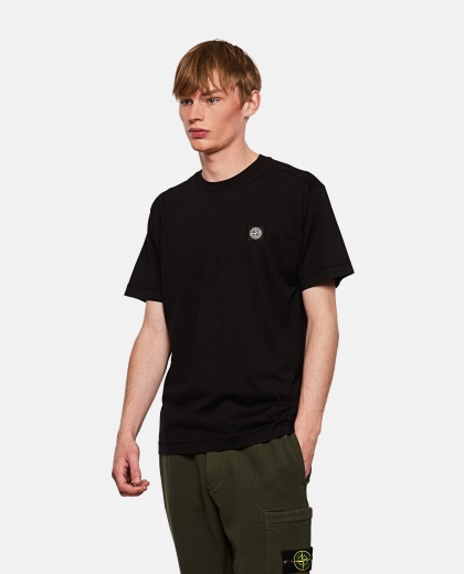 Cotton jersey T-shirt Men Stone Island 000270990039921 1