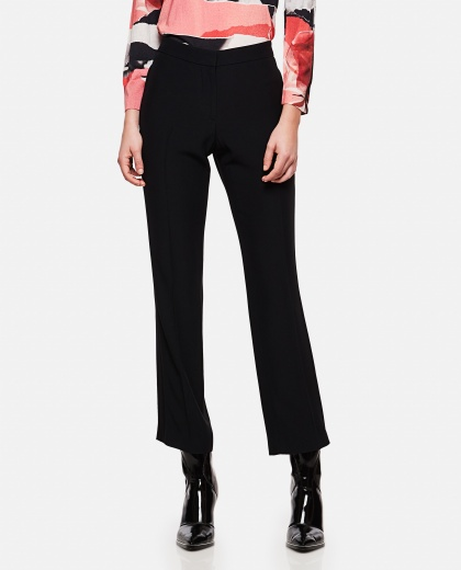 Pants with tailoring sideband Women Alexander McQueen 000200460029836 1