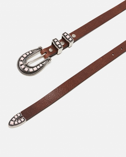 Belt with stones Women Alanui 000230520034010 2