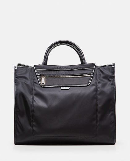 Tote bag with contrasting finishes Women Hogan 000261840038740 1