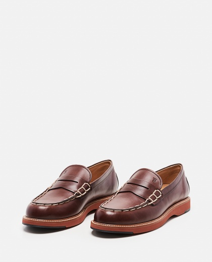 Leather loafer Men Tod's 000299380044048 2