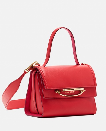 Small bag with double flap Women Alexander McQueen 000227190033567 2