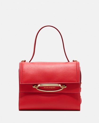 Small bag with double flap Women Alexander McQueen 000227190033567 1