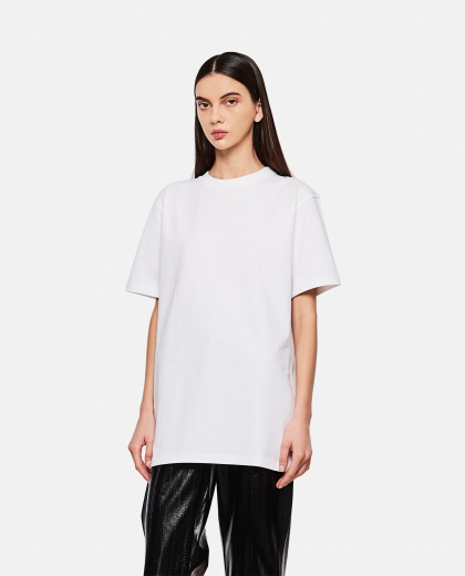 T-shirt with Anagram logo Women Loewe 000289200042578 1