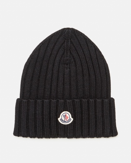 Virgin wool cap