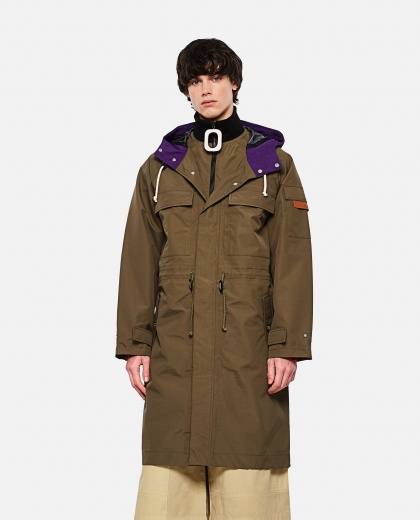 Parka with hood Men J.W. Anderson 000293030043160 1