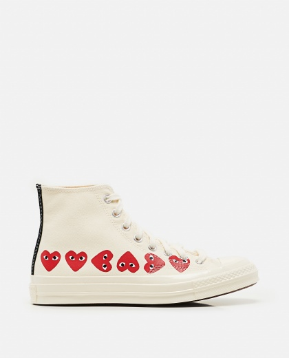 Play Converse High Sneakers Women Comme des Garcons Play 000151440025364 1