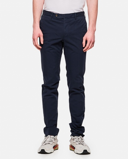 Long superslim fit trousers  Men PT01 000236610034966 1
