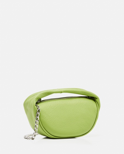 Cush hammered leather bag Women By Far 000304310044654 2