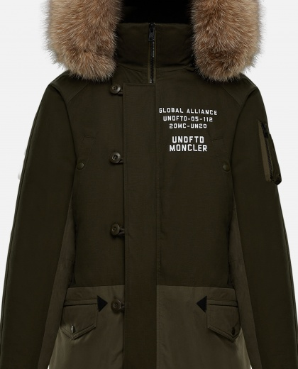 UNDEFEATED Fendorf Parka 2 Moncler 1952 Men Moncler Genius 000272310040143 2