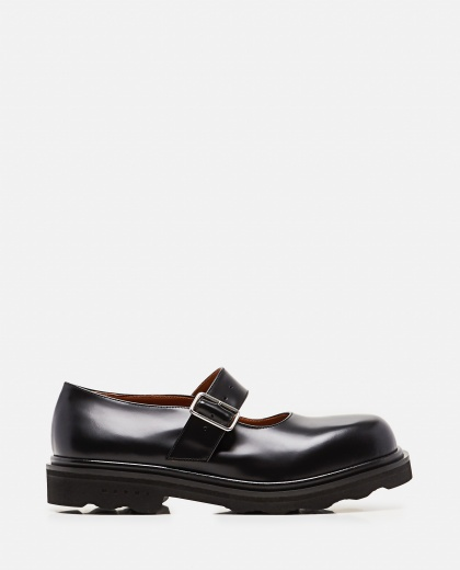 Mary Jane Leather Shoe Women Marni 000289710042667 1
