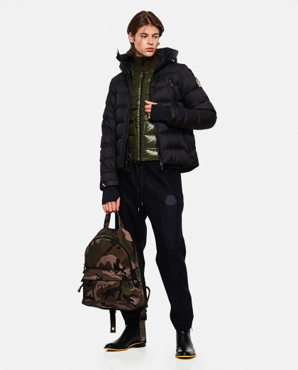 Camouflage 'VLTN' backpack Men Valentino 000263830038991 2